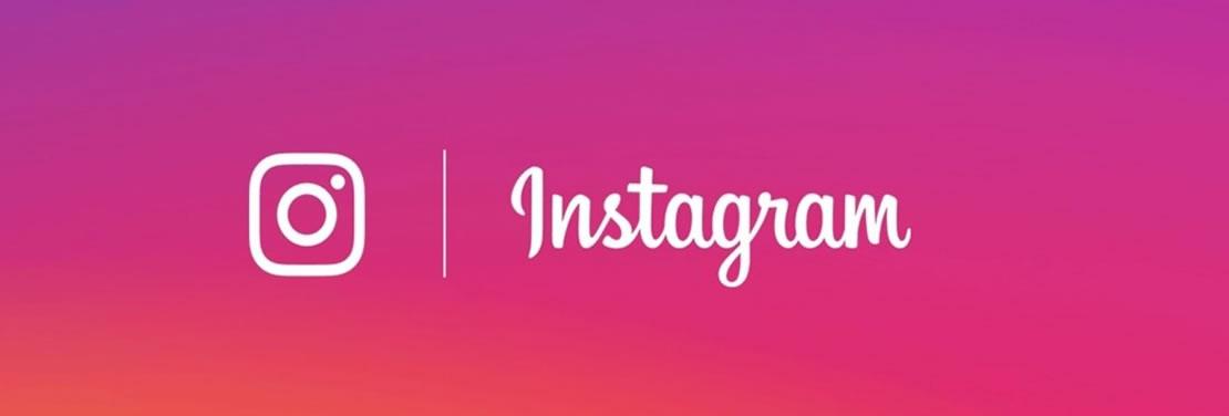 Estamos no Instagram!