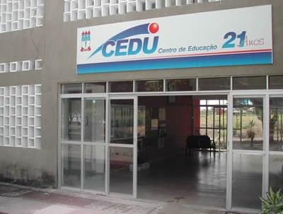 Frente do prédio