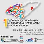 GPTPEM promove 1º Colóquio Alagoano de Educação Matemática nos Anos Iniciais